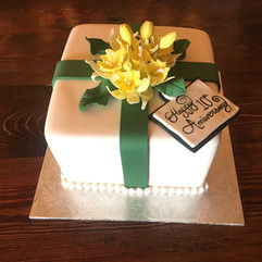 A Tasty Gift On Your Anniversary
