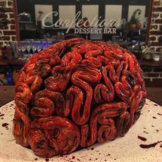 Leaky Brain Cake