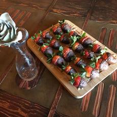 Chocolate Covere Strawberries