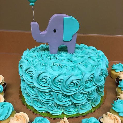 Baby Blue & An Elephant Too