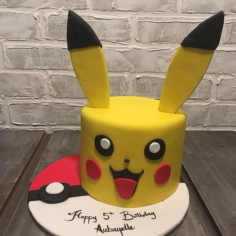 Pikachu, I choose you!