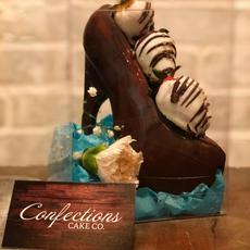 Callebaut Chocolate Heel