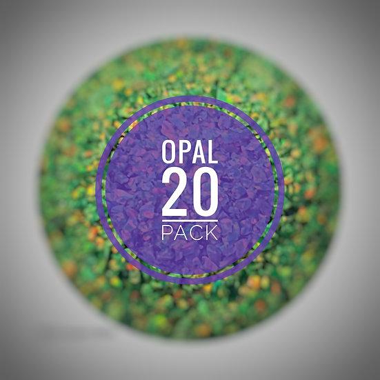 Crushed Opal 20 Gram Pack