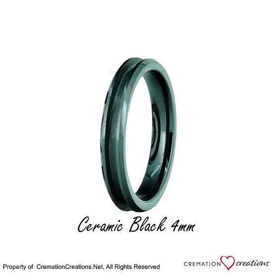 Ceramic Ring Core Blank 4mm