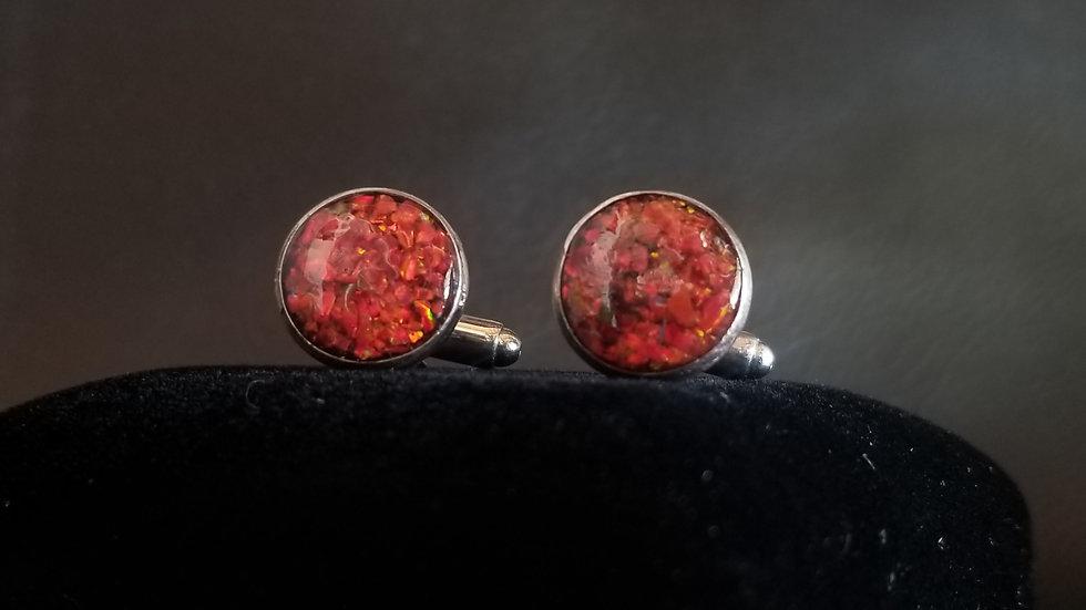Cremation Cufflinks Jewelry
