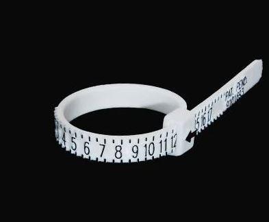 Ring Sizer - Gauge - Adjustable - Finger Gauge