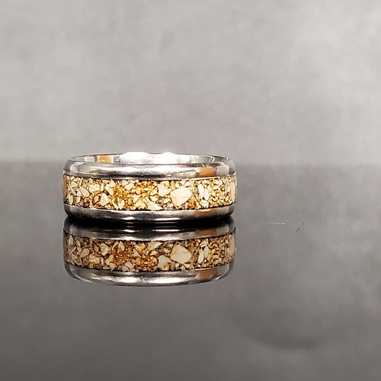Cremation Jewelry for pets, men and women Ring