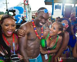 Saint Lucia - Carnival 2014
