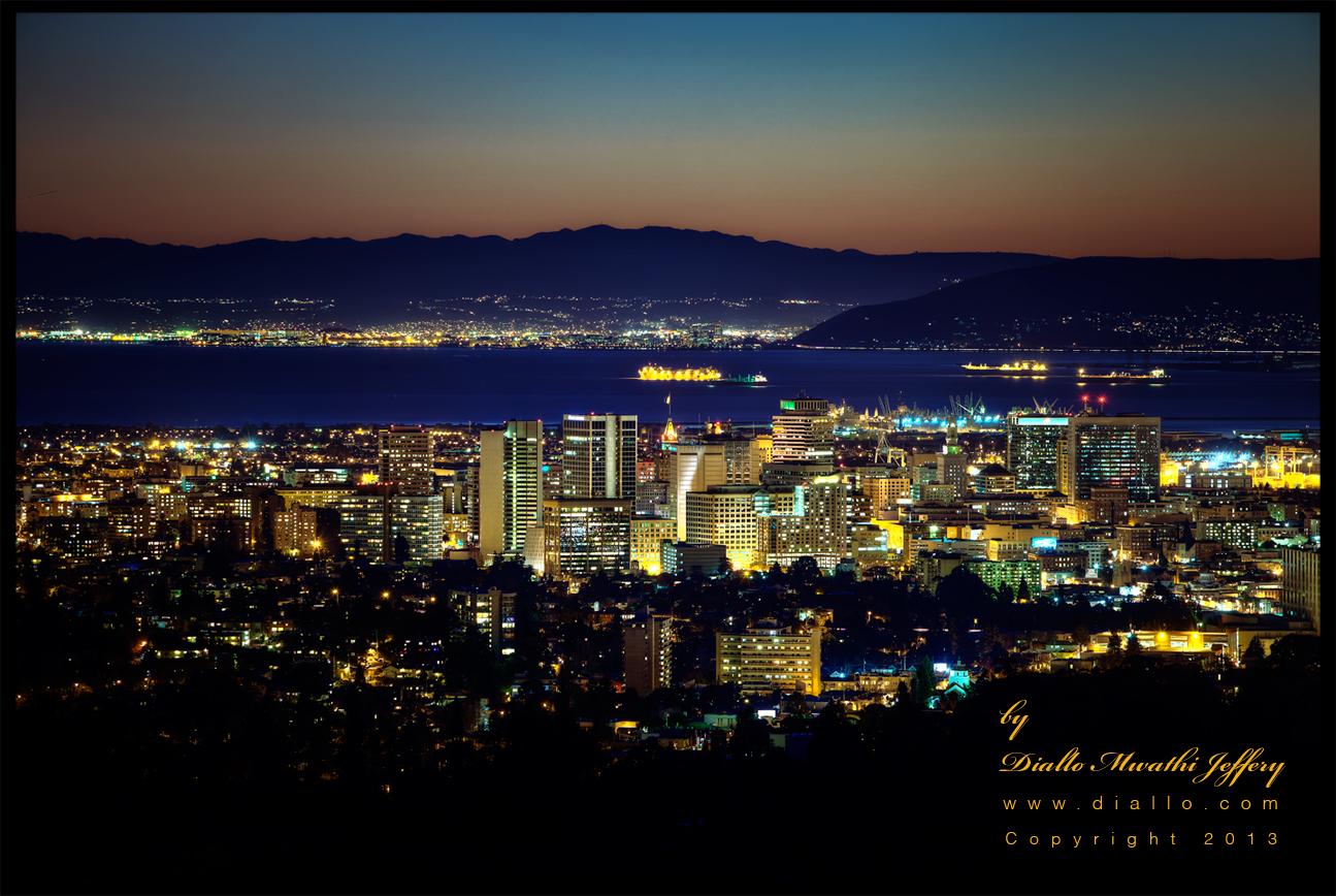 Oakland Uptown - Night