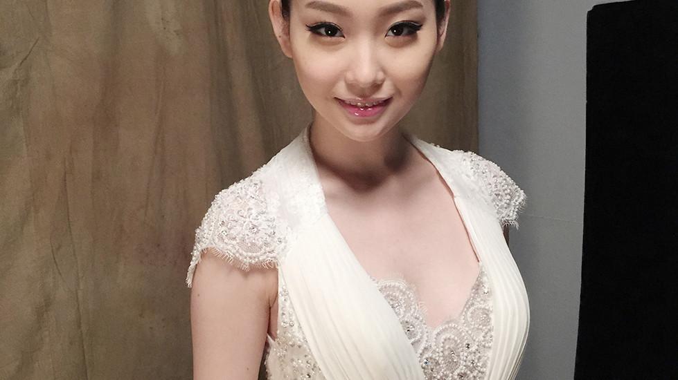 新娘物語雜誌拍攝-By Minnie Makeup