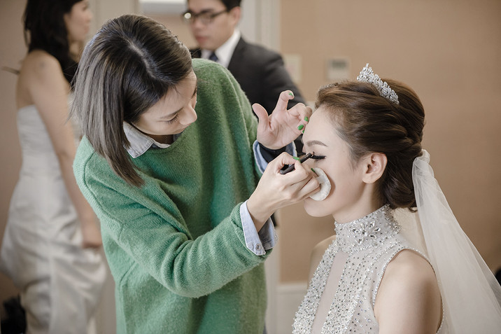 子瑩婚禮-By Minnie Makeup