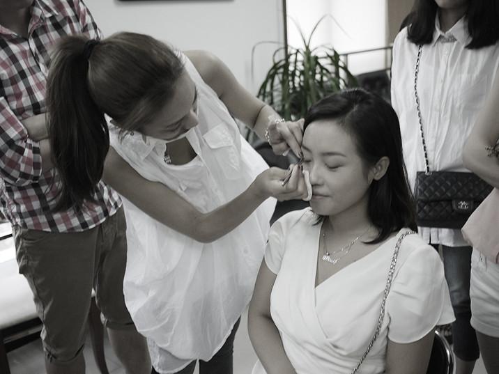 內地主播形象改造  河北-By Minnie Makeup