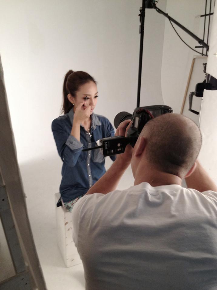 VOCE國際 中文版 美妝雜誌拍攝-By Minnie Makeup