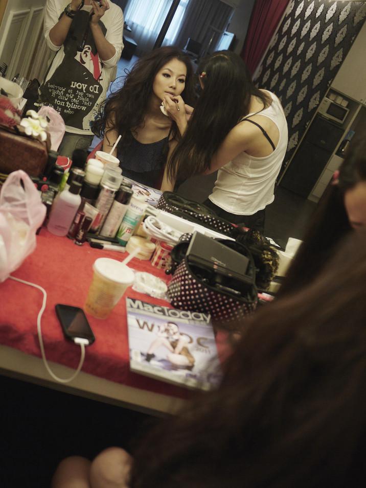 MAC Today平面雜誌拍攝-By Minnie Makeup