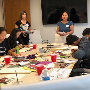 """Asian America: """"Who Will We Be?"""" Workshop"""