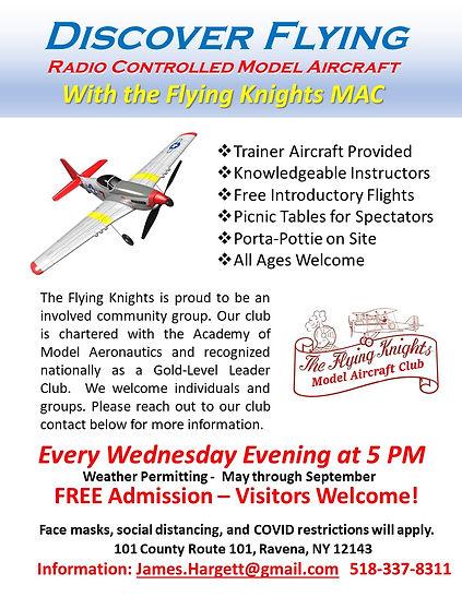 Training Knight Flyer   Single.jpg