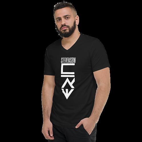 Erin Stevenson Unisex Short Sleeve V-Neck T-Shirt