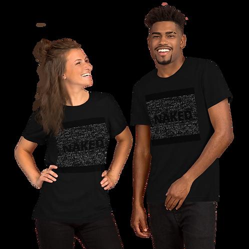 LiveLaughLove: Naked T Short-Sleeve Unisex T-Shirt
