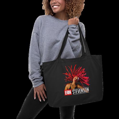 E-Star Large organic tote bag