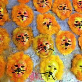 Lion Masks