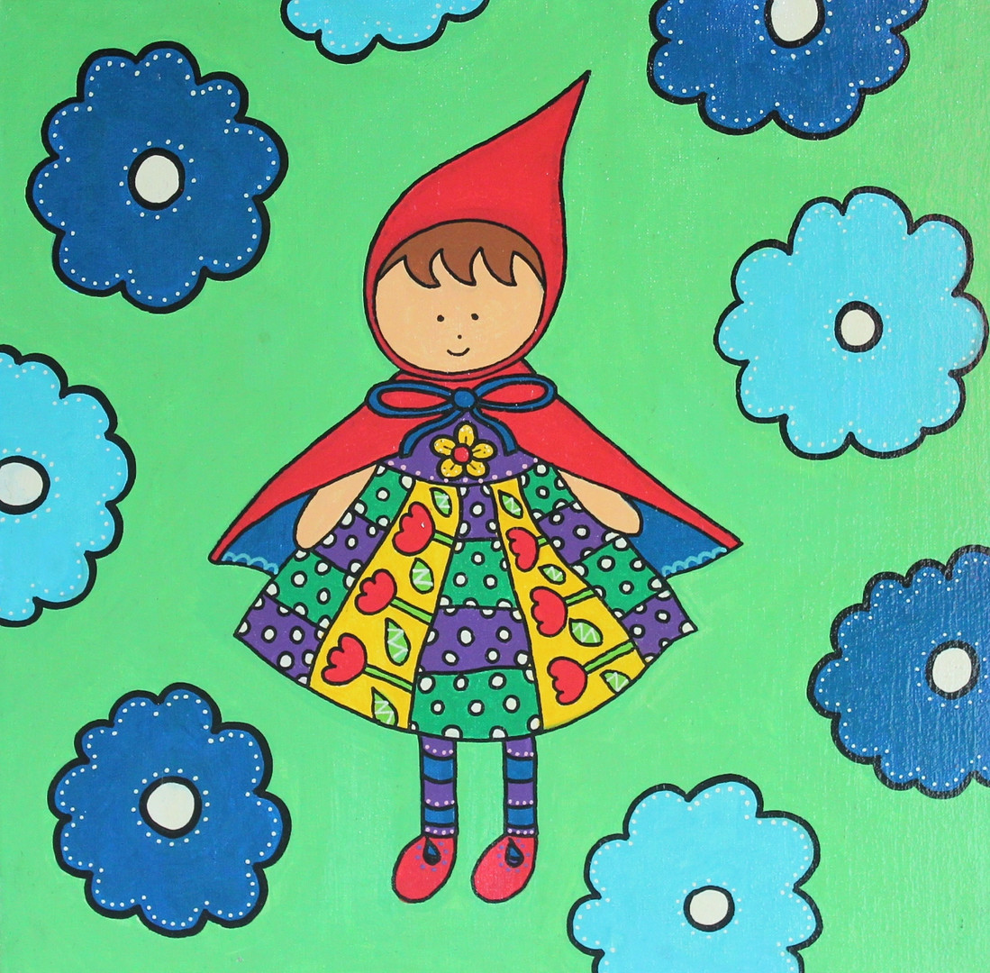 Little Red Riding Hood Doll (Square).JPG
