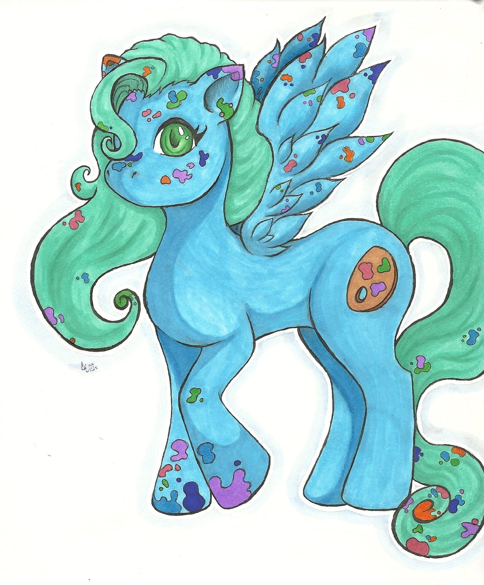 cind pony