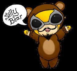 paa silly bear