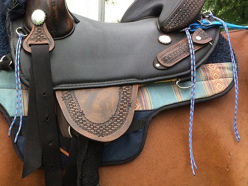 Saddle Strings