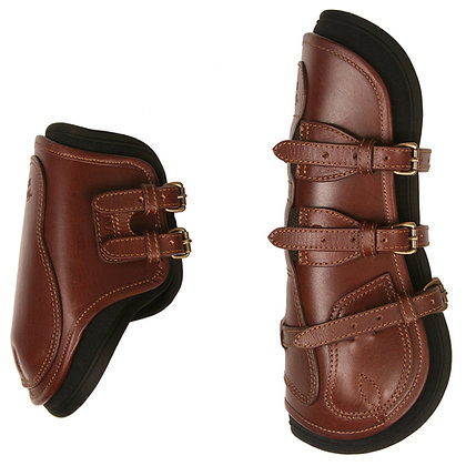 Majyk Equipe Leather Jump Boot