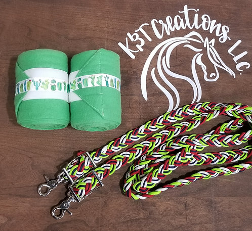 Cactus Polos and Reins
