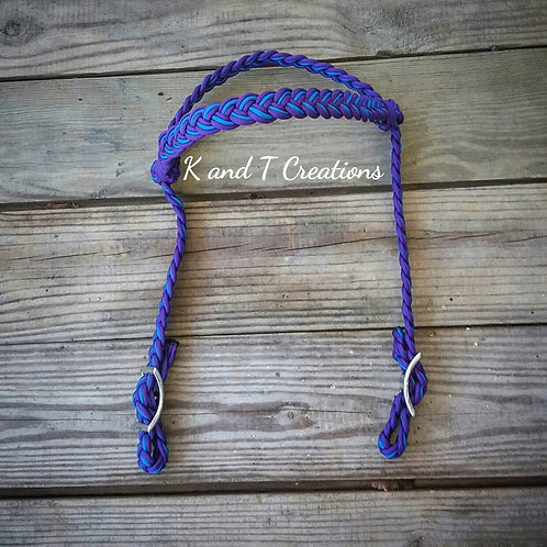Custom Paracord Bridle