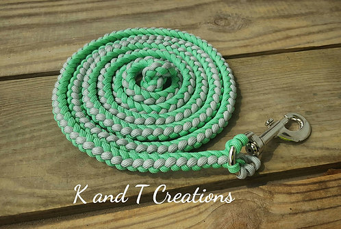 Custom Miniature Horse Lead Rope