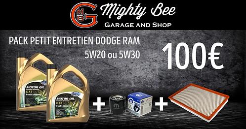 Pack petit entretien - Dodge Ram