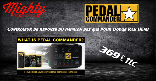 PEDAL COMMANDER - Dodge Ram