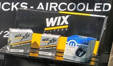 Filtre WIX