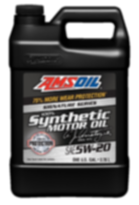 Amsoil Signature Series 5W20