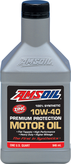 Amsoil Premium Protection 10W40 - 946ml