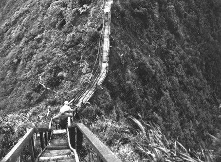 (2017) Your input could help SAVE the Historic Haʻikū Stairs--Please Act by May 23rd, 2017