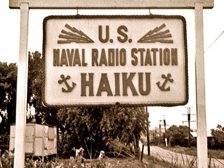 The History of the Haʻikū Stairs