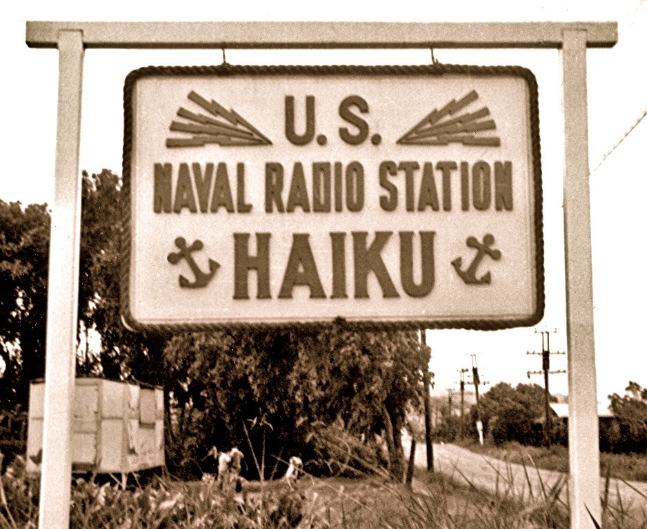 US Naval Radio Station Haiku