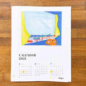 LaLa Begin カレンダー
