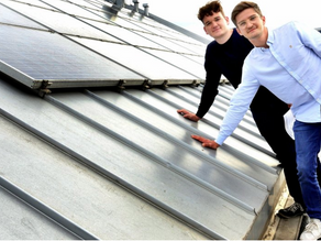 Witten: Studenten setzen auf die Kraft der Sonne