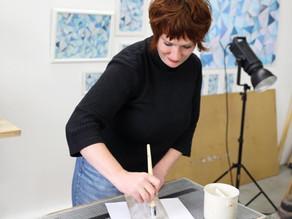 Gründerinterview mit Lena von Schnittstelle Kunst