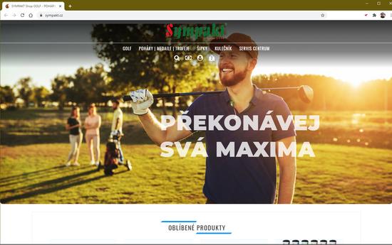 NOVÝ e-shop SYMPAKT Shop