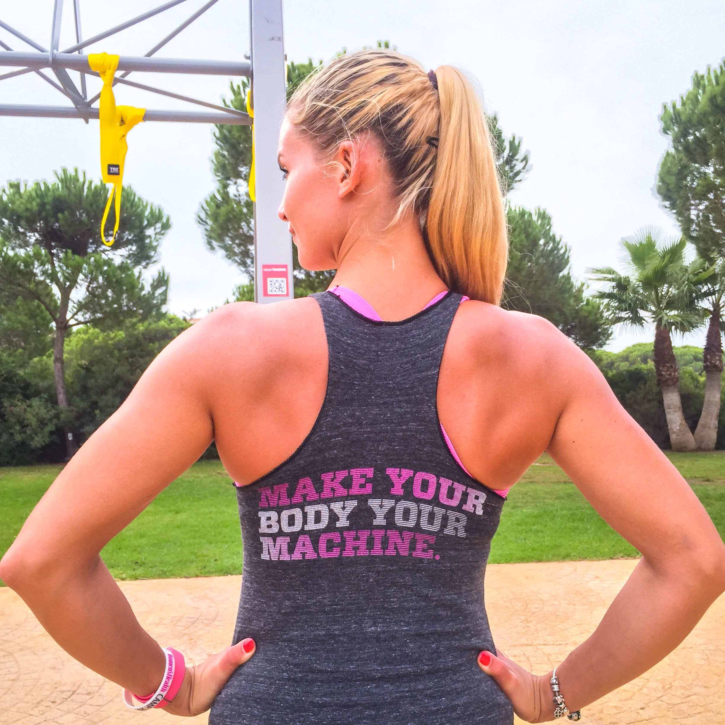 Make your body your machine