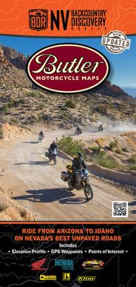 Butler Motorcycle Maps
