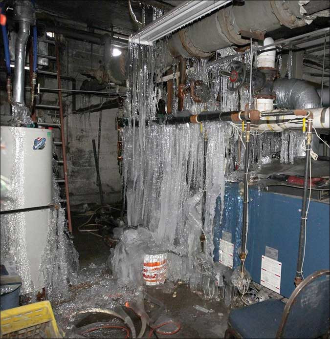 Freezing and burst pipes are no joke, please continue reading below to learn how to prevent frozen pipes, or repair if you are faced with frozen pipes or flooding due to a burst pipe.