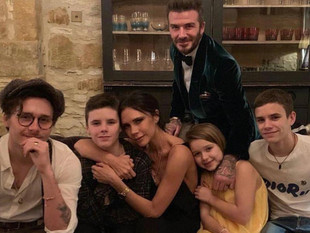 Los Beckham tendrán su propia serie en Netflix donde aparecerá Cristiano Ronaldo