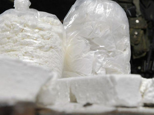 Pierde USD47 000en cocaína y llama a la Policía para encontrarla
