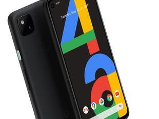 Google presentó el Pixel 4a, su nuevo celular económico